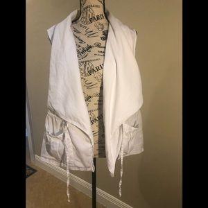 Juicy couture XL cotton vest